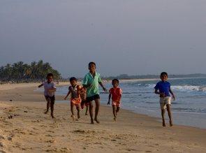 Cosa fare con i bambini in Kerala