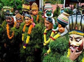 Vacanza in famiglia in Kerala