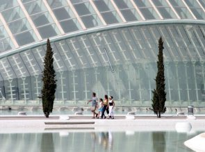 città delle arti e della scienza valencia