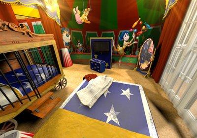 gardaland hotel camere a tema per bambini