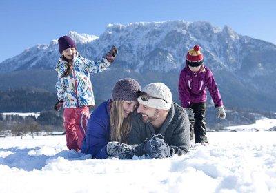 viaggio con i bambini a kufstein tirolo austria
