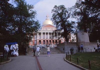 New England viaggio con la famiglia