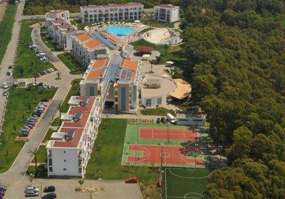 resort toccacielo nova siri