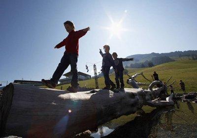 hexenwasser parco divertimenti montagne austria