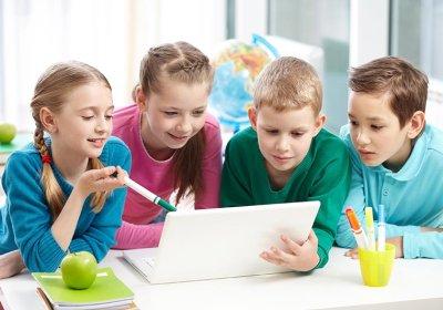 scuole di lingua inglese per bambini