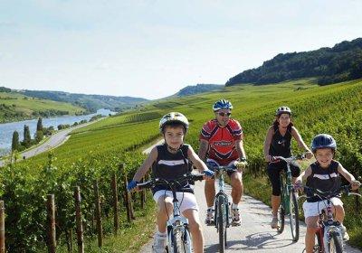 vacanze con i bambini in Lussemburgo