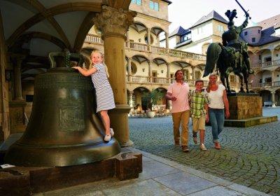 Visitare Stoccarda con i bambini