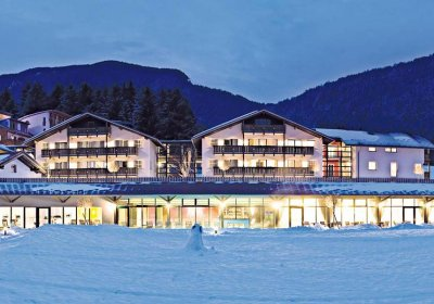 garberhof dolomit family resort anterselva