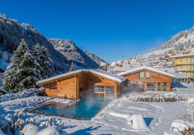 family hotel posta inverno santa cristina val gardena