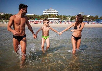 family hotel promenade