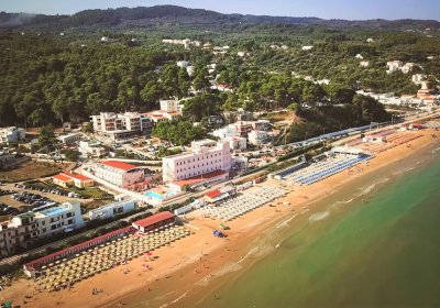 family resort gargano