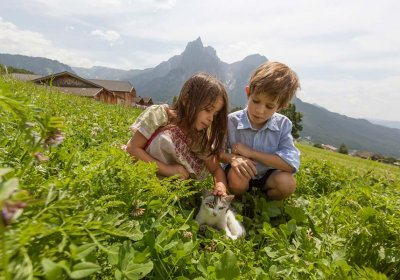vacanze per famiglie in agriturismo alto adige