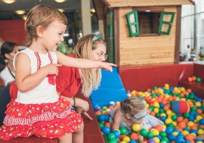 Cavallino Bianco Baby Lino hotel per bambini