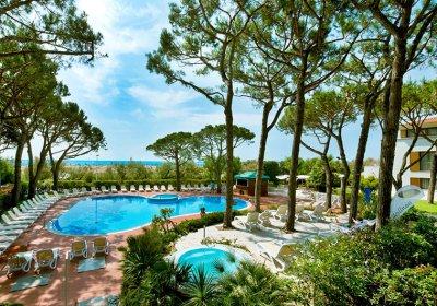 Hotel Pineta & Dependace Suite Family Resort