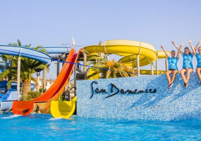 San Domenico Family Hotel Scalea
