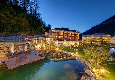 family hotel con miniclub in alto adige