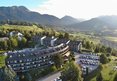 family hotel veronza