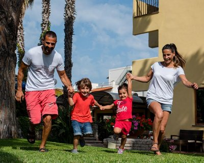 family hotel le canne & beauty ischia
