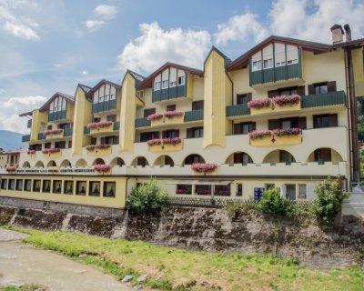 hotel mirabello fiera di primiero