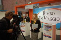 Chiara Rosati titolare di Bimboinviaggio.com