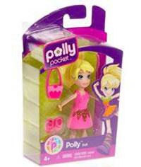 MATTEL Polly Pocket Basic natale 2011