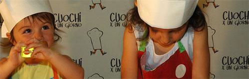 cuochi per un giorno festival di cucina per bambini under 12
