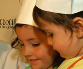primo festival cucina per bambini