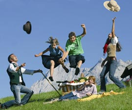 vacanze per famiglie tirolo austria