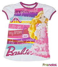 Barbie by Prenatal t-shirt