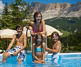 hotel dolomiti offerte speciali vacanze per bambini
