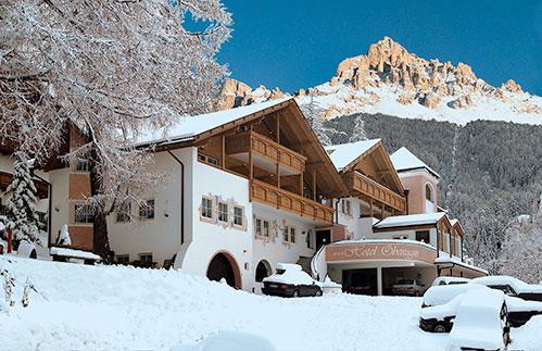 Trentino alto adige gli alberghi per famiglie in montagna - Hotel in montagna con piscina ...