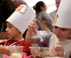 cuochi per un giorno 2014 modena cucina per bambini