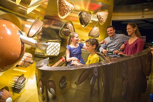 swiss chocolate adventure lindt museo dei trasporti di lucerna