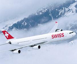swiss airline compagnia aerea amica dei bambini