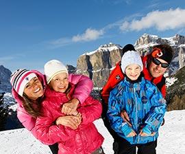 alberghi per bambini e famiglie in montagna in trentino alto adige