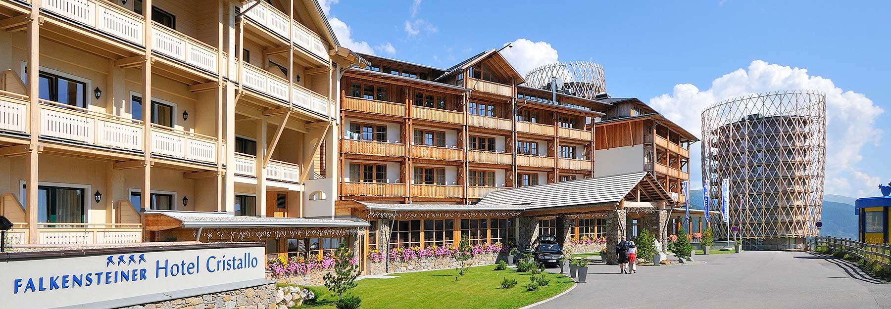 falkensteiner hotel cristallo katschberg estate