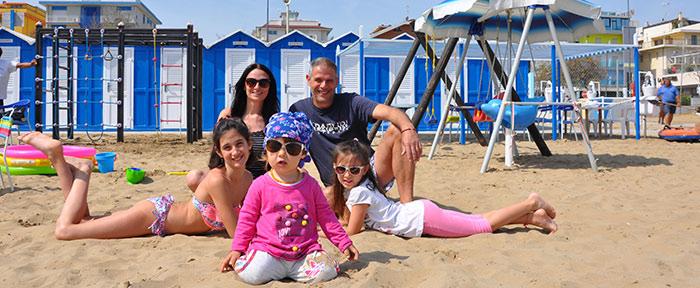 offerta vacanze luglio Riccione