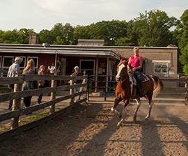 centri equestri per bambini a new york