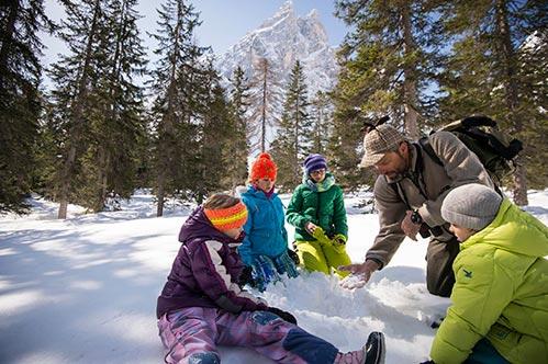 programma detective natura familienhotels escursioni