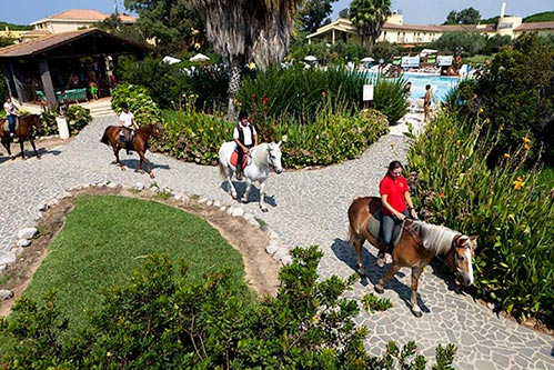 horse country resort sardegna