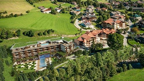 resort Alpenschlossl & Linderhof
