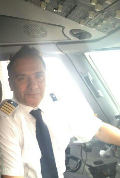 pilota Guillermo Blanco