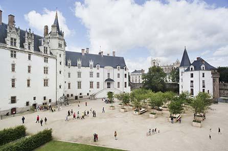 Nantes-Castello-dei-Duchi-di-Bretagna