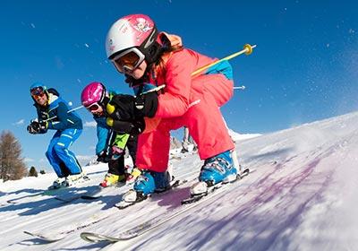 dolomiti super ski pass per famiglie