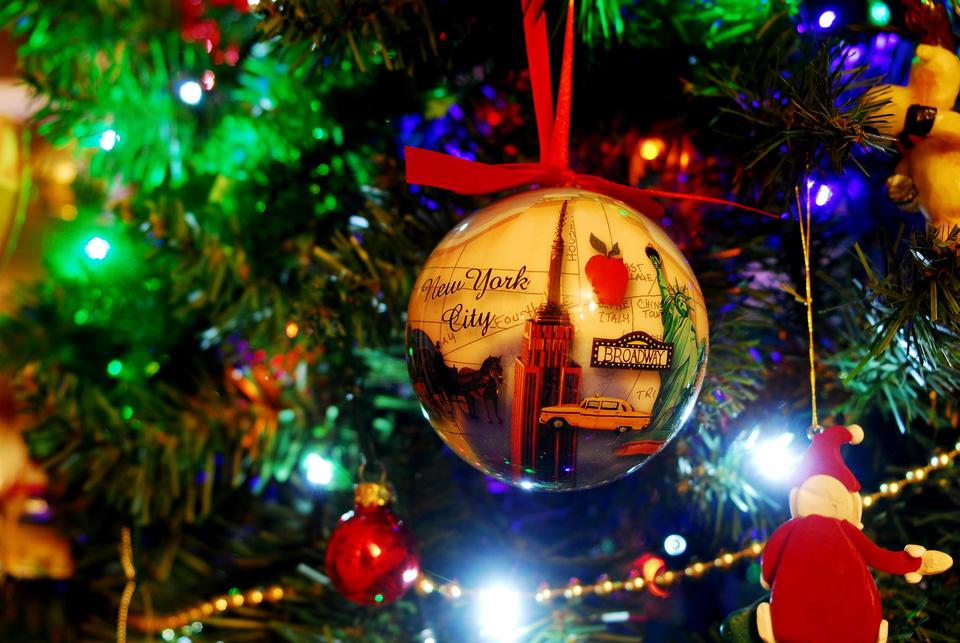 Albero Di Natale New York.Magia Del Natale A New York Per Tutte Le Famiglie