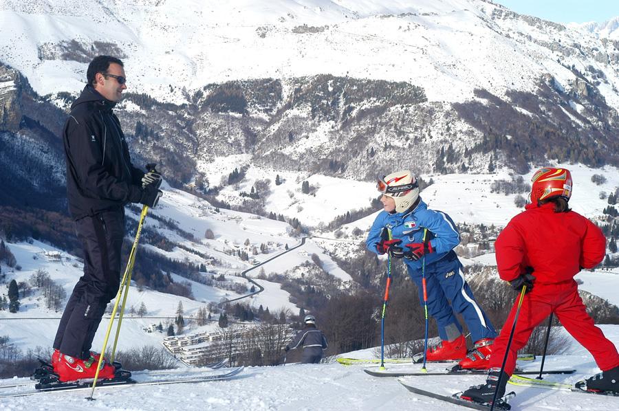 sciare sull'altopiano di brentonico con i bambini