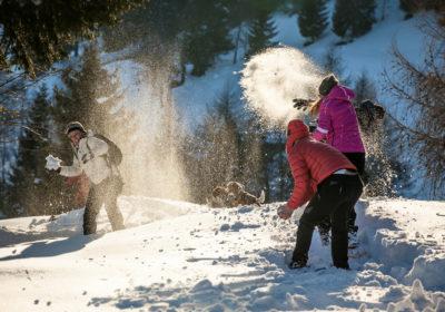 sciare in valsugana con i bambini