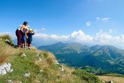 Altopiano di Brentonico e Monte Baldo con i bambini