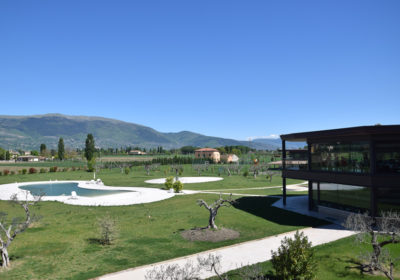 resort valle di assisi in Umbria