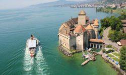 Lago di Ginevra a misura di famiglia